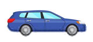 Car-Driving-In-Front-Of-First-Up-Cleaning-Services-1