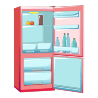 First-Up-Cleaning-Services-Clean-Inside-Empty-Refrigerator-1