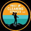 First Up Cleaning Services 405 RXR Plaza Uniondale NY 11556 House Cleaning Commercial Cleaning Janitorial Services Logo 3